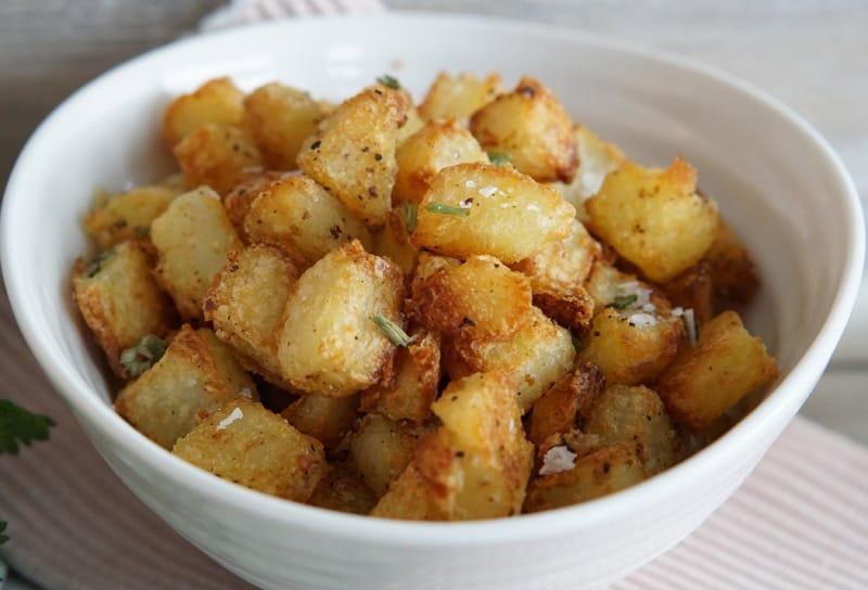 The Best Crispy Roast Potatoes You'll Ever Make
