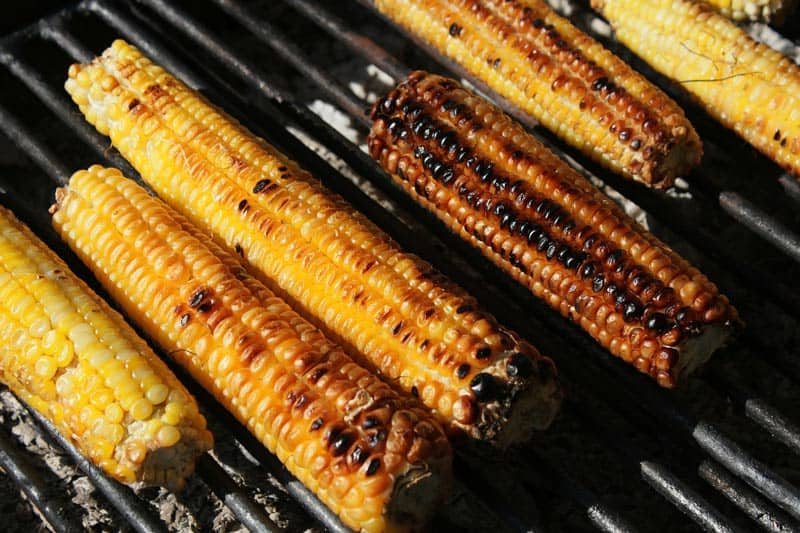 Barbecue Corn