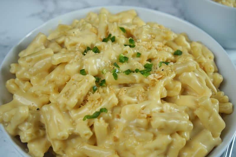Stovetop Mac & Cheese
