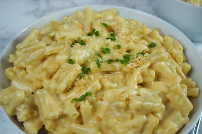 Creamy Stovetop Mac & Cheese Recipe