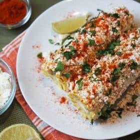 Mexican Corn Recipe