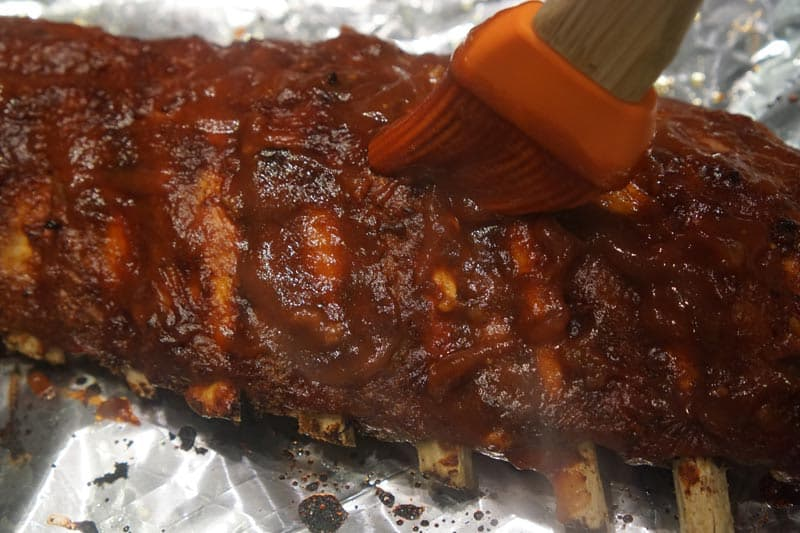 Oven Baked Baby Back Ribs