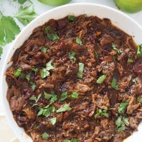 Easy Beef Barbacoa Recipe