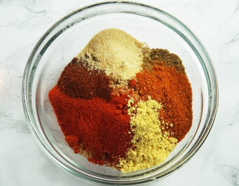 spices for dry rub