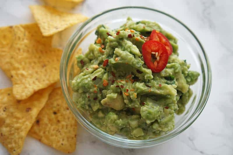 Easy Guacamole Recipe: Delicious & Healthy
