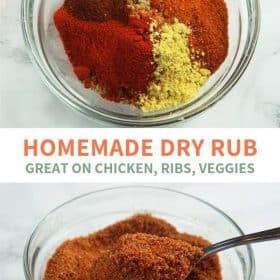 dry rub spices