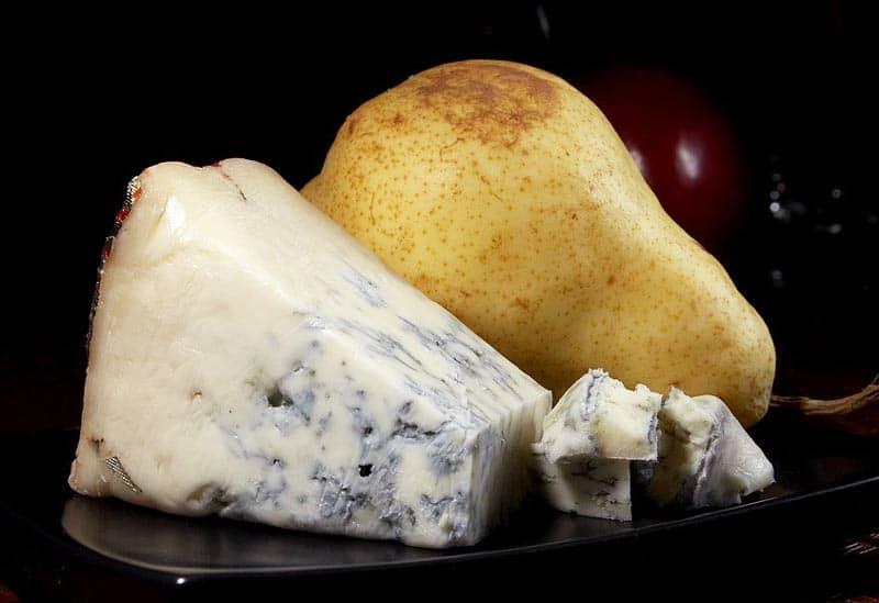 Pear & Gargonzola Salad