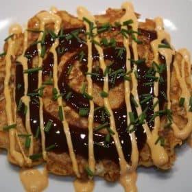 okonomiyaki pancake