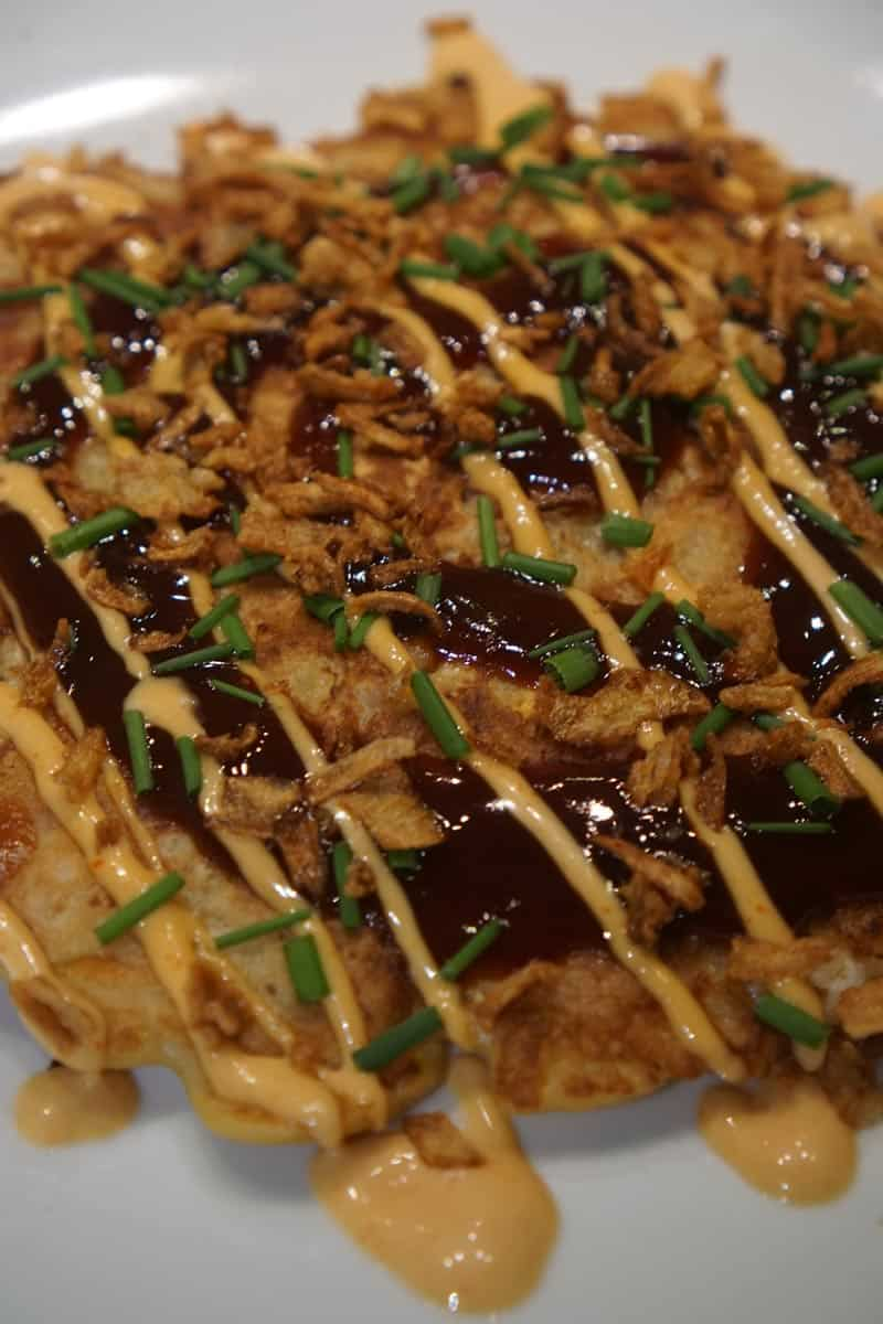 Okonomiyaki recipe