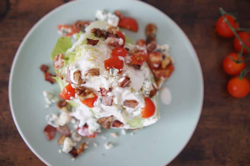 classic wedge salad recipe