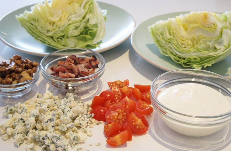 classic wedge salad ingredients