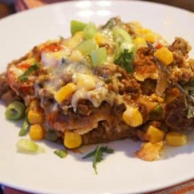 Taco Lasagna Recipe