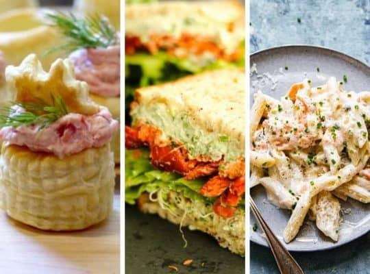 Smoked Salmon Recipes to try