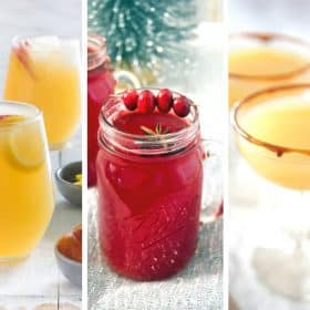 Thanksgiving-Inspired Cocktails