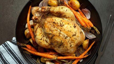 Easy Instant Pot Whole Chicken Recipe | A Food Lover's Kitchen