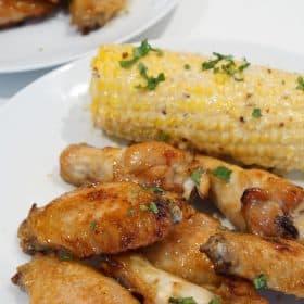 Brining chicken wings