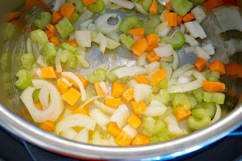vegetables for instant pot butternut squash soup
