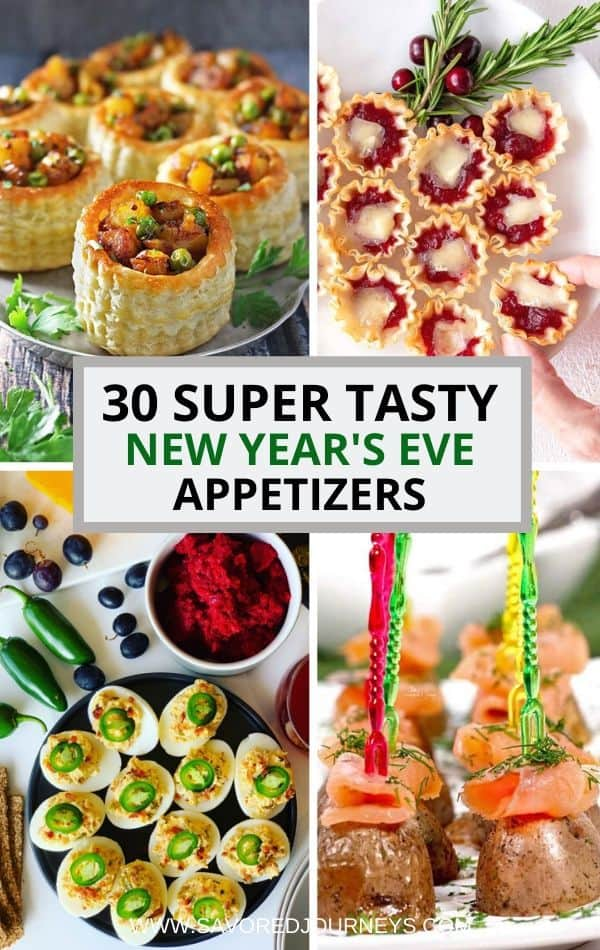 Super Tasty Party Appetizers