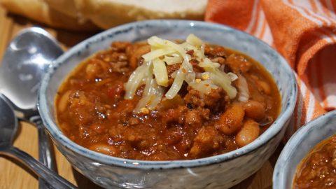 Easy & Delicious Stovetop Chili Recipe | A Food Lover's Kitchen
