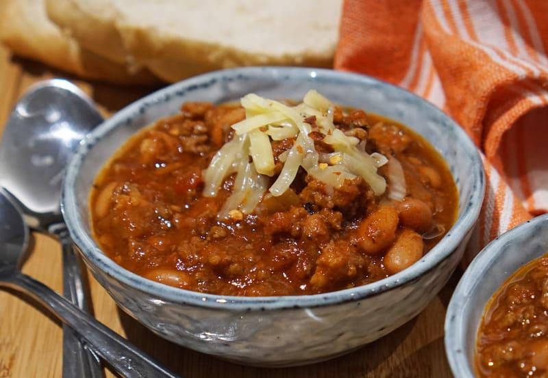 Easy Stovetop Chili Recipe