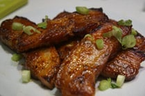 Pork belly strips