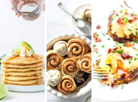 42 Best Brunch Ideas for Easter