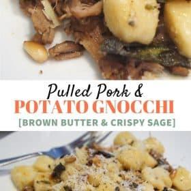 Pulled Pork Gnocchi