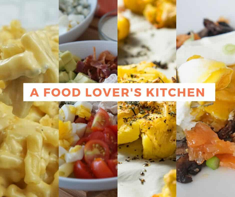 A Food Lover's Kitchen