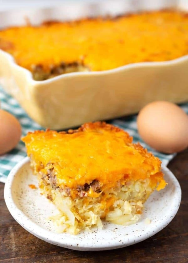 Hashbrown Egg Casserole