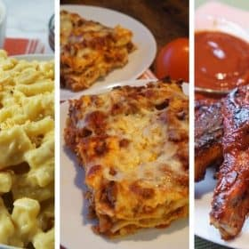 comfort food recipes