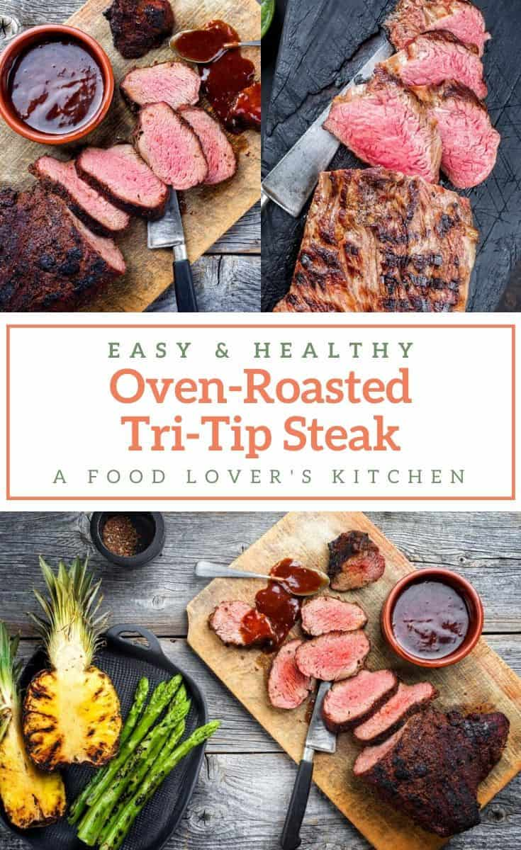 Oven-Roasted Tri Tip Steak
