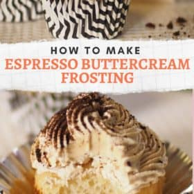 Espresso Buttercream Frosting