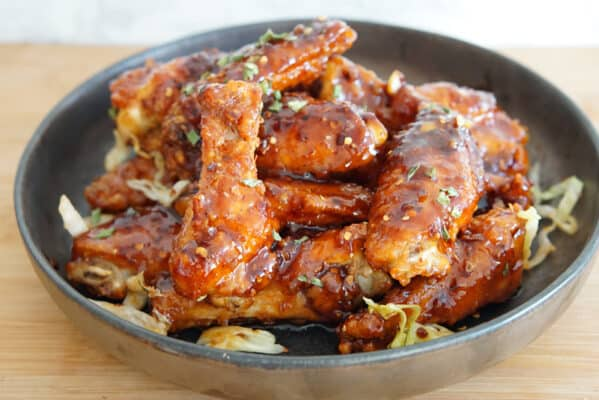Korean BBQ Wings