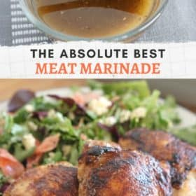 Best Ever Meat Marinade