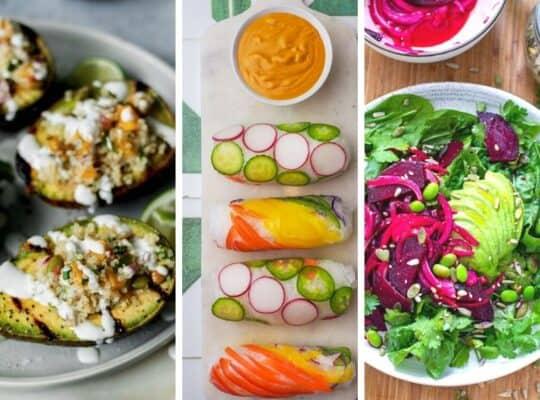 30-Minute Summer Salad Recipes