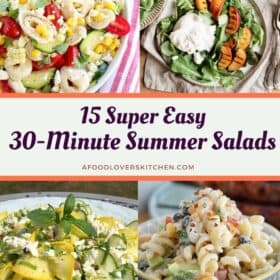 30-Minute Summer Salad Recipes