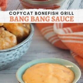 Bang Bang Sauce for Shrimp