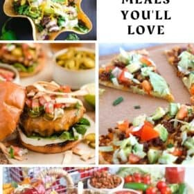 Taco-Inspired Meals