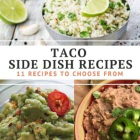 Taco Side Dishes