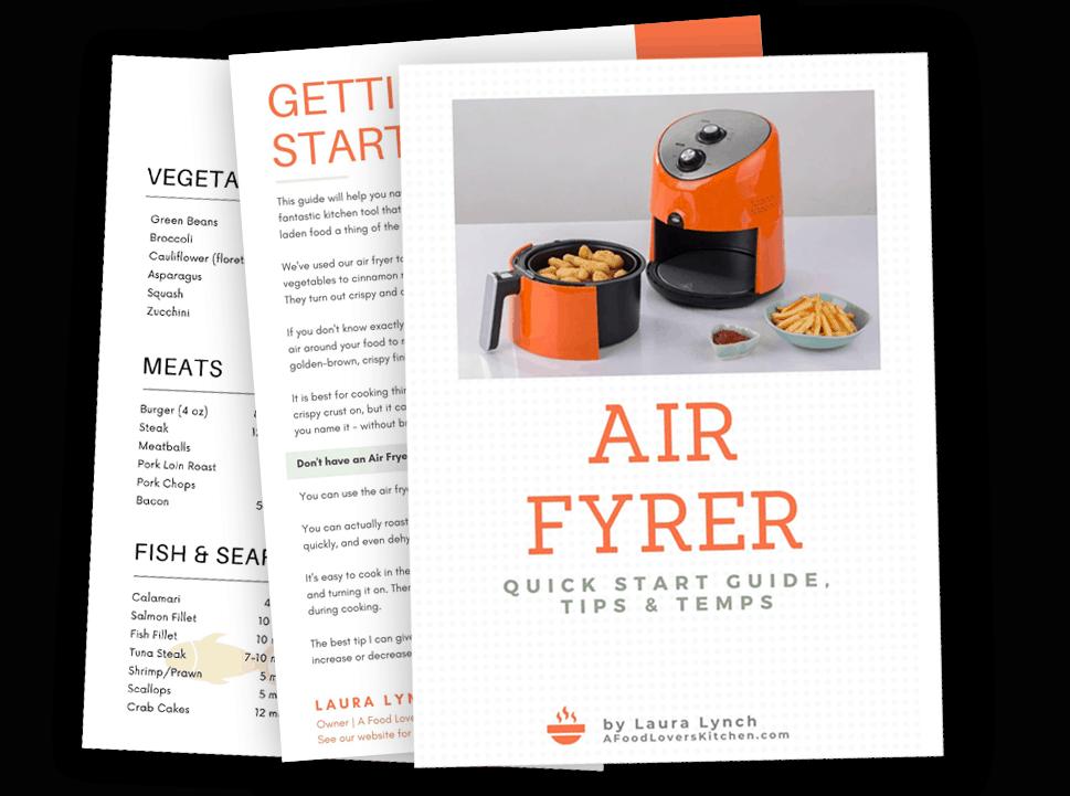 air fryer incentive