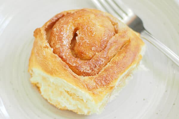 Air Fryer Cinnamon Rolls