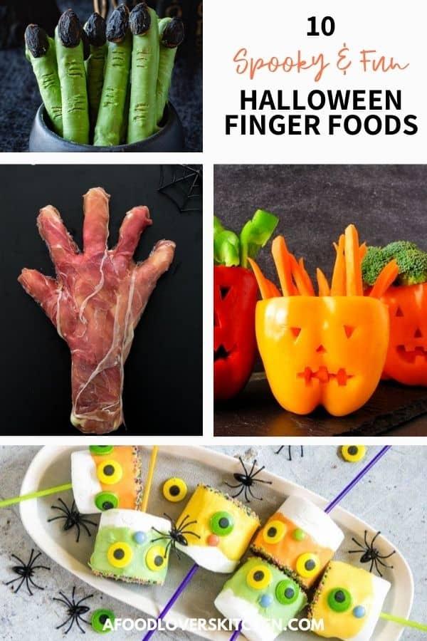 Spooky & Fun Halloween Finger Foods