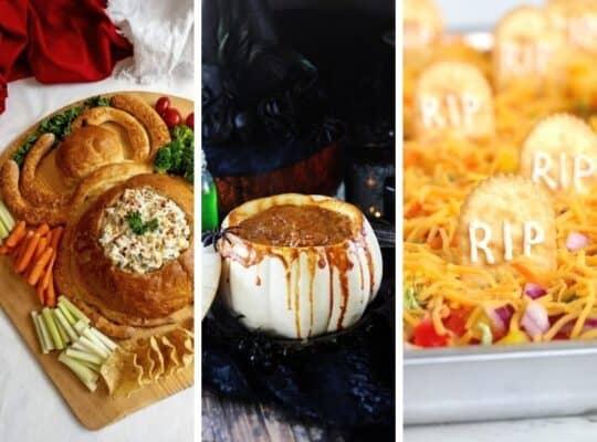 11 Festive Halloween Potluck Ideas