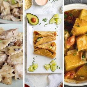 Potato Main Dishes