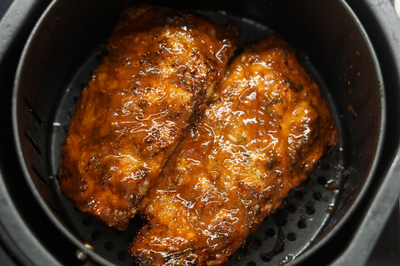 Ribs in the Air Fryer