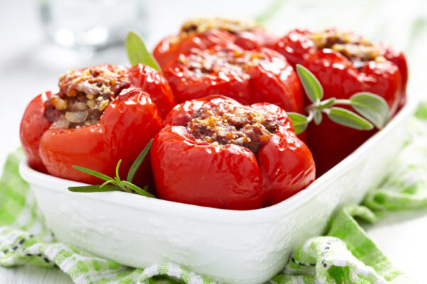 Stuffed Bell Pepper