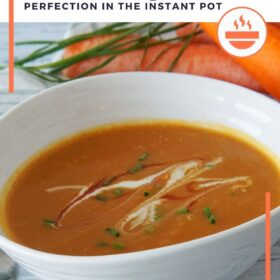 Caramelized Carrot Soup