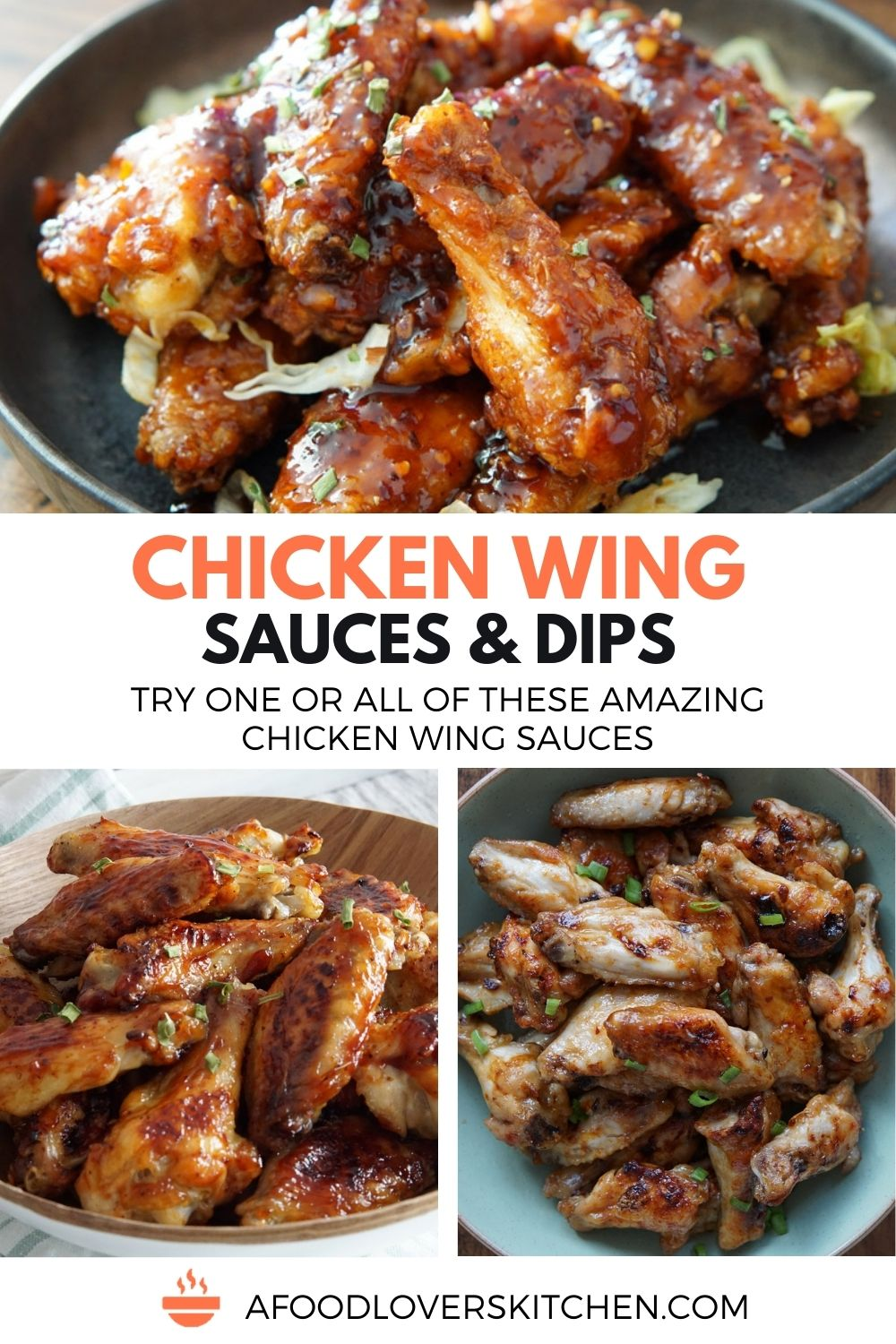 Tasty Dips & Sauces for Chicken Wings
