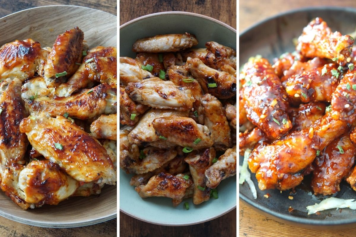 5 Tasty Dips for Chicken Wings