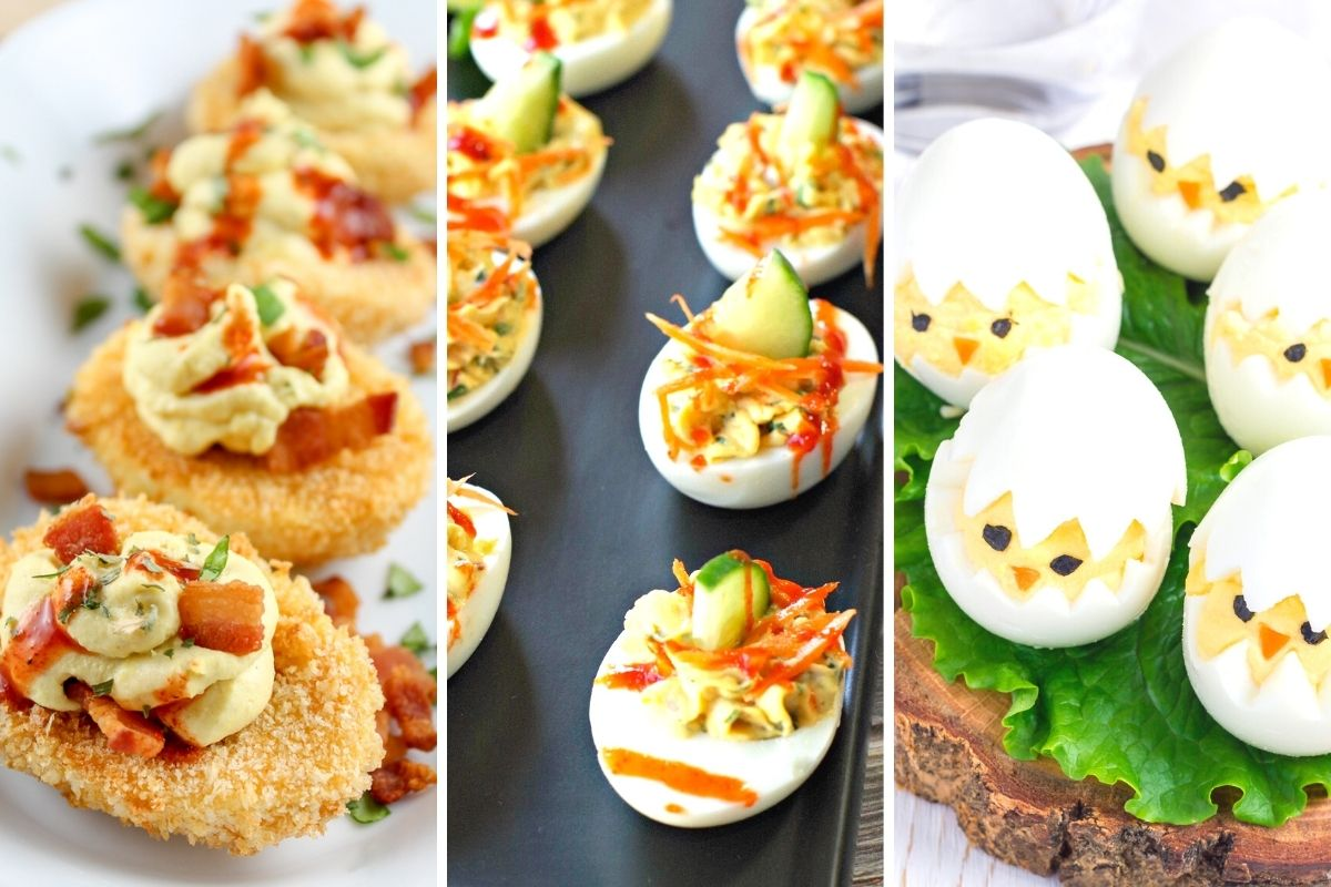 13 Deviled Egg Variations You'll Love